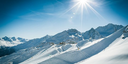 WINTER-HOTSPOT DER ALPEN